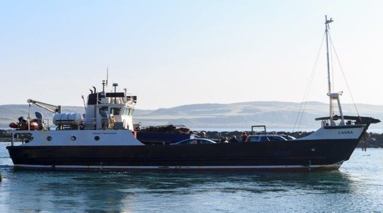 Image of the Rathlin Island Ferry