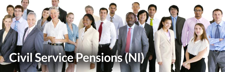 Civil Service Pensions (NI)