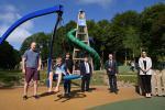Murphy launches Stormont play park 'Quiet Hour'