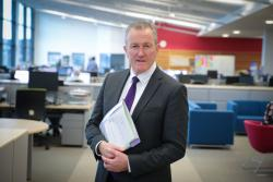 Murphy delivers £178 million support to businesses