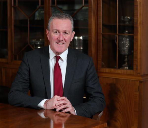 Photograph of Minister Conor Murphy