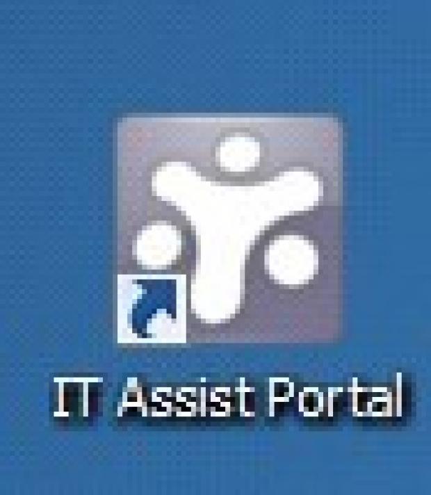 IT Assist Desktop Icon
