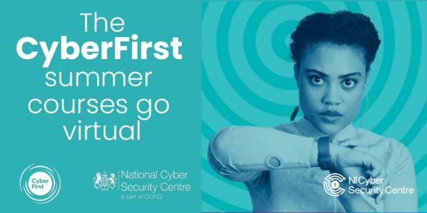 Cyberfirst summer courses