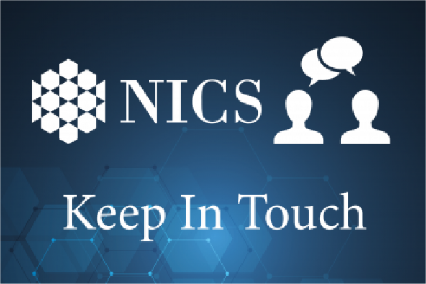 Keep in Touch graphic