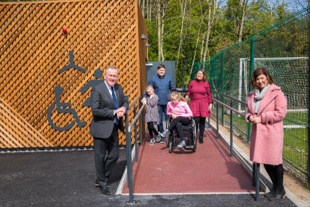 State of the art facility will transform Stormont days out for families - Murphy