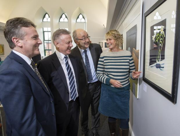 Launch of Government Art Exhibition photo