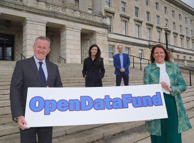 Murphy announces winners of £40,000 Open Data and Outreach Fund