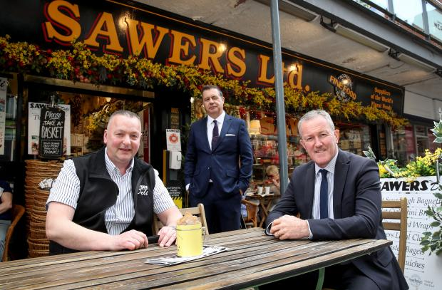 Over £70 million in top up grants begins issuing to thousands of businesses – Murphy