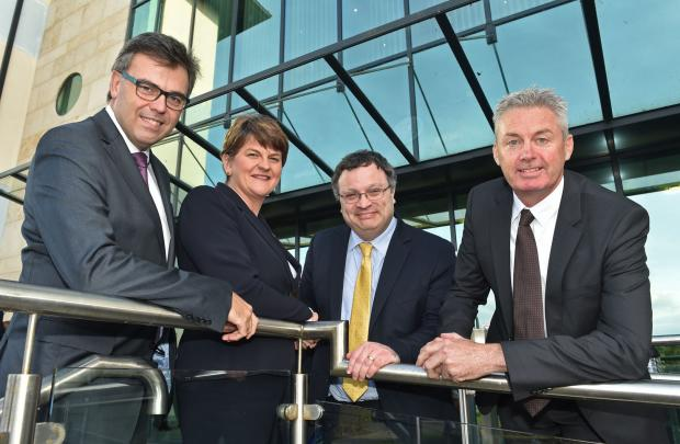 Foster and Farry announce 800 Teleperformance jobs in Fermanagh