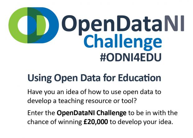 logo for open data challenge competition
