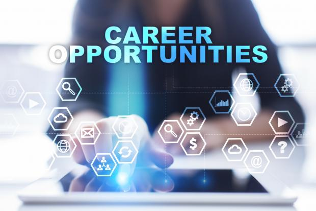Stock image representing careers opportunities