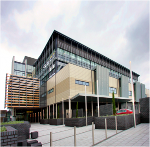 The Critical Care Complex at the Ulster Hospital